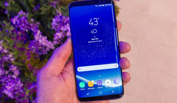 How to Take a screenshot on Samsung Galaxy S8 and S8 Plus