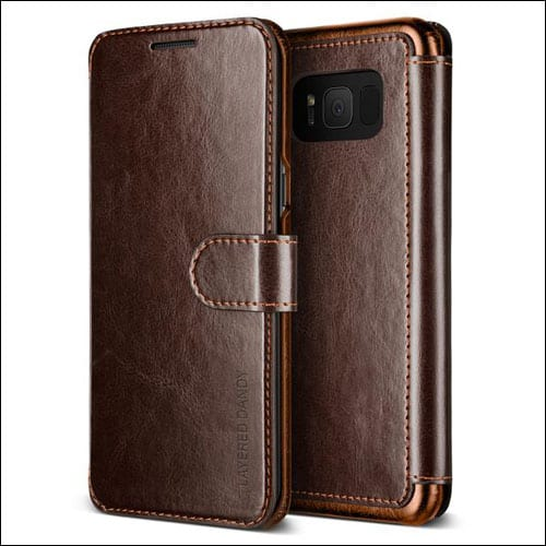 LAYERED DANDY SERIES Case for Galaxy S8