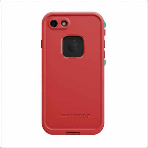 Lifeproof FRE iPhone 7 Red Case