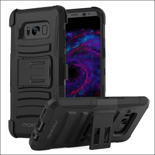 MoKo Heavy Duty Case for Samsung Galaxy S8