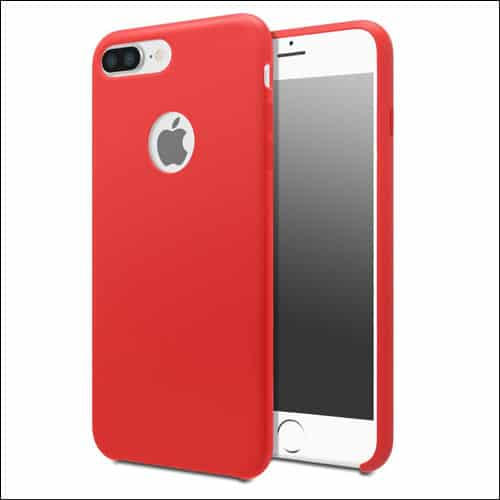 MoKo Red Case for iPhone 7 Plus