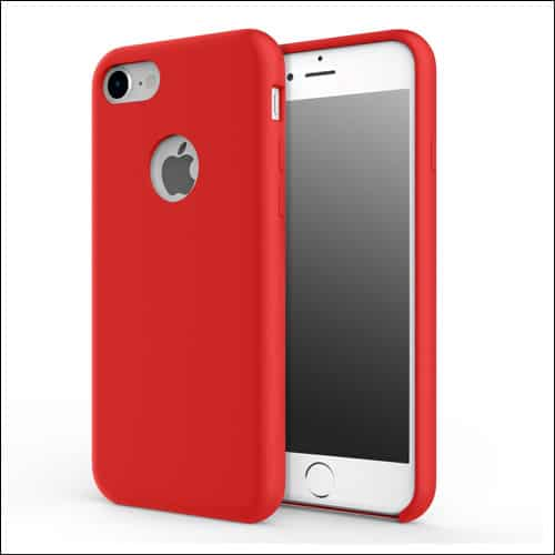 MoKo Red Case for iPhone 7
