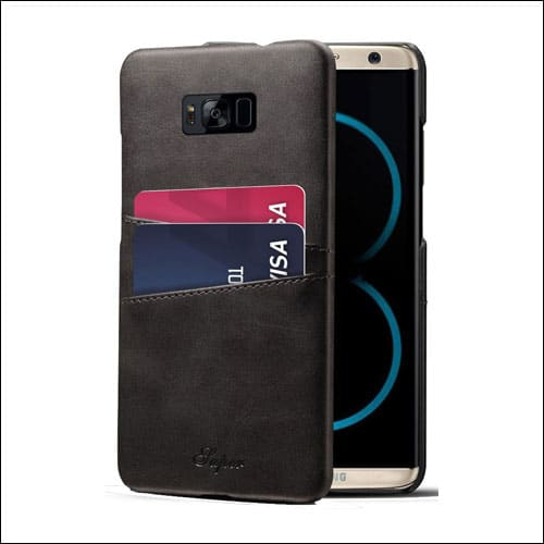 PASONOMI Galaxy S8 Wallet Cases