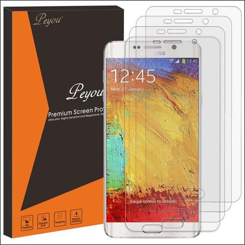 Peyou Galaxy S8 Screen Protector