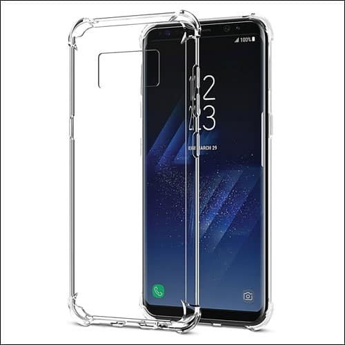 SPARIN Galaxy S8 plus Case