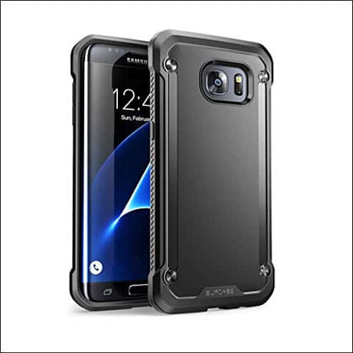 SUPCASE Galaxy S8 Plus Clear Case