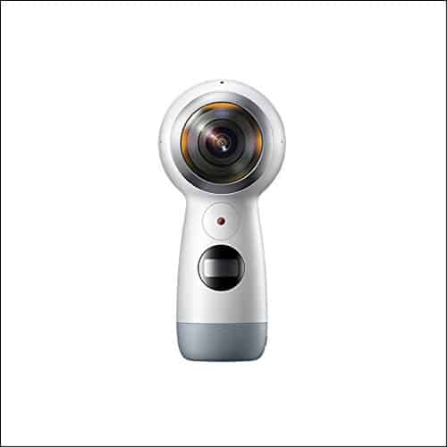 Samsung Gear 360 Camera 2017
