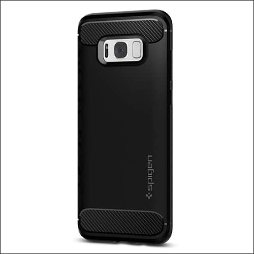 Spigen Rugged Armor Samsung Galaxy S8 Plus Cases