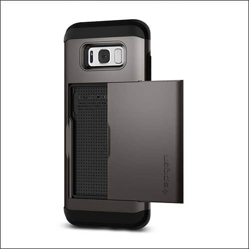 Spigen Slim Armor CS Galaxy S8 Wallet Cases