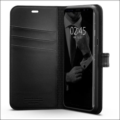 Spigen Wallet Case for Galaxy S8