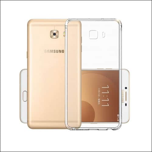 Top Ace Galaxy C9 Pro Clear Cases