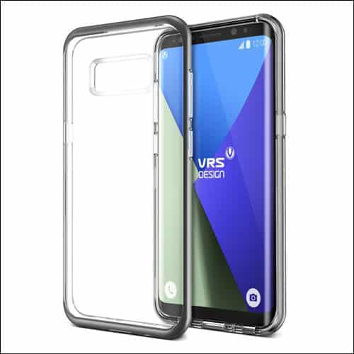 VRSDesign CRYSTAL BUMPER SERIES for Samsung Galaxy S8