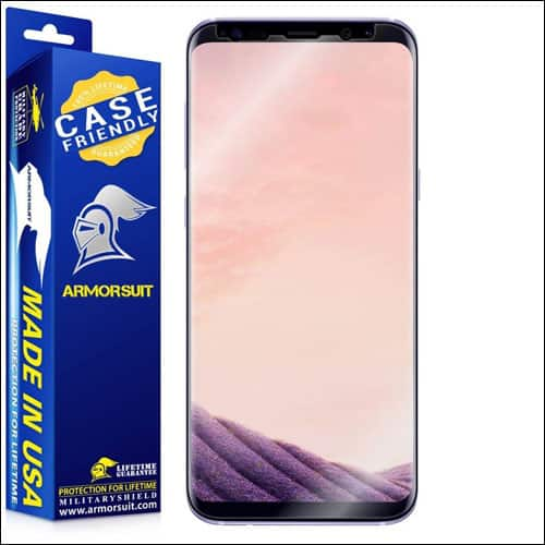 Armorsuit Screen Protector for Galaxy S8 Plus