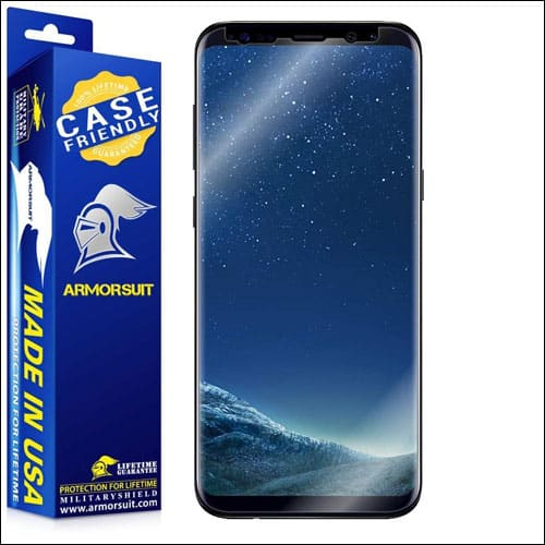 Armorsuit Screen Protector for Galaxy S8