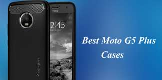 Best Moto G5 Plus Cases and Covers