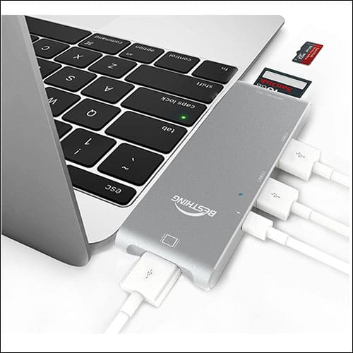 Besthing USB C Hubs for MacBook Pro