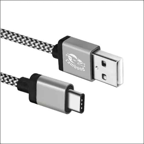 Cambond USB C Type Cable