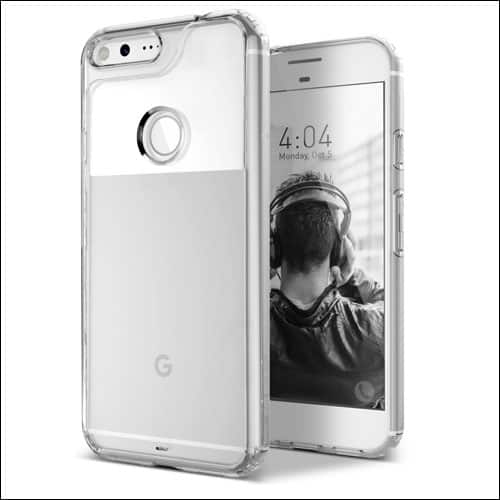 Caseology Best Google Pixel Clear Case