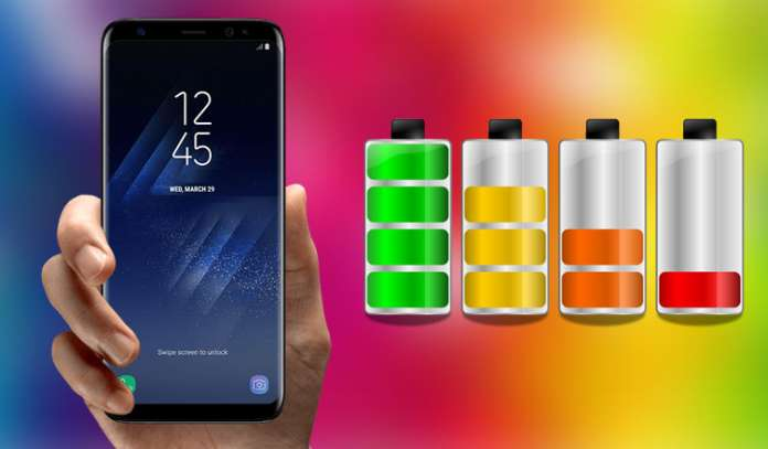 How to Fix Galaxy S8 and S8 Plus Battery Life Issue