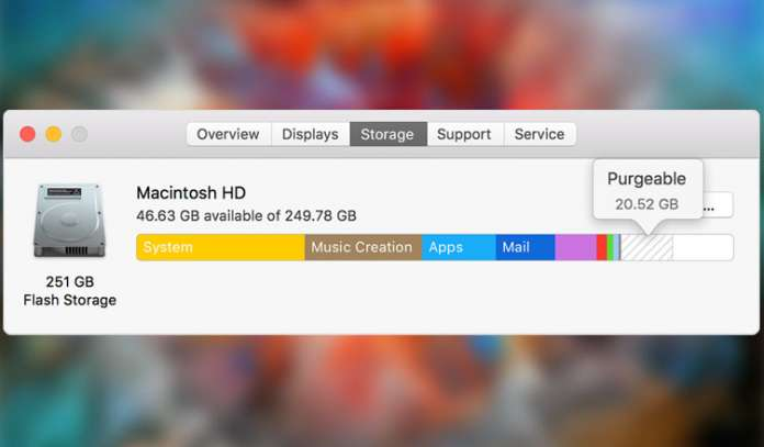 How to Use Optimized Storage in macOS Sierra