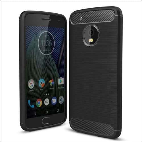 KUGI Case for Moto G5 Plus