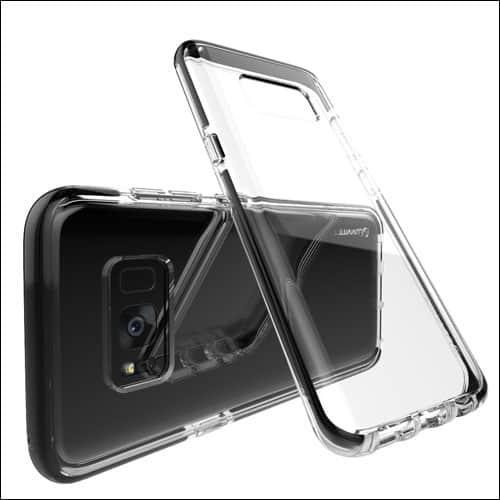 LUVVITT Galaxy S8 Bumper Case