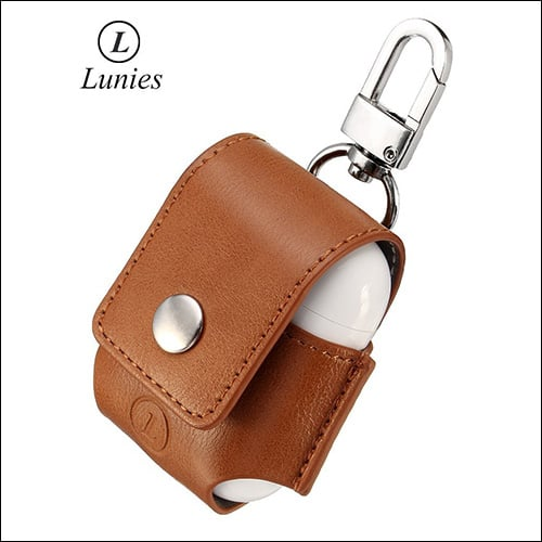 Lunies AirPods Leather Case