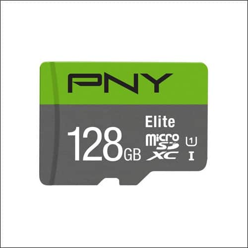 PNY Elite Memory Card for Galaxy S8