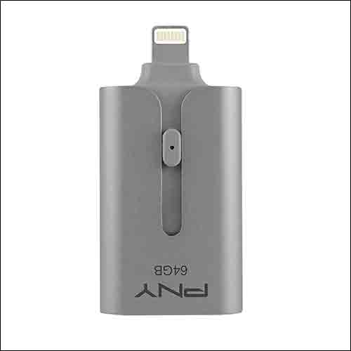 PNY iPhone flash drive
