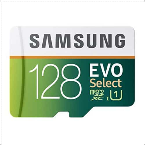 Samsung EVO Select Memory Card for Galaxy S8 and S8 Plus