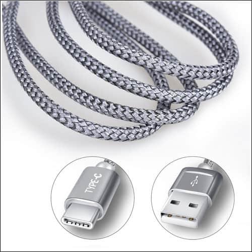 Snowkids USB C Type Cable