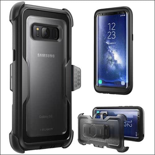 i-Blason Armorbox Galaxy S8 Bumper Case