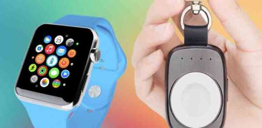 Best Apple Watch Portable Charger