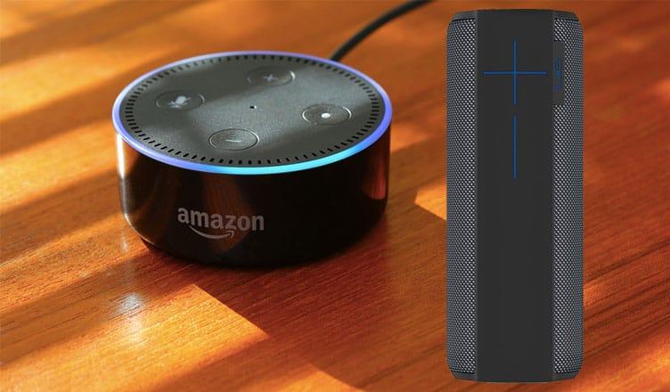 Best Bluetooth Speaker for Amazon Echo Dot