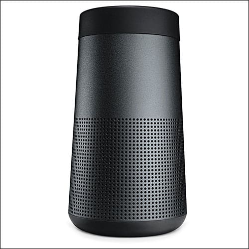 Bose Portable Bluetooth Speaker for iPhone