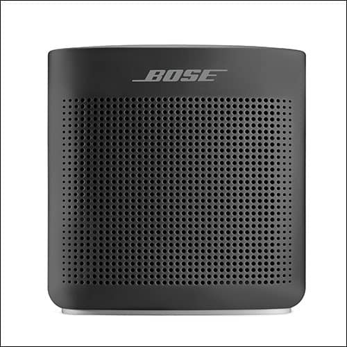Bose Sound Link Siri Compatible Bluetooth Speaker for iPhone