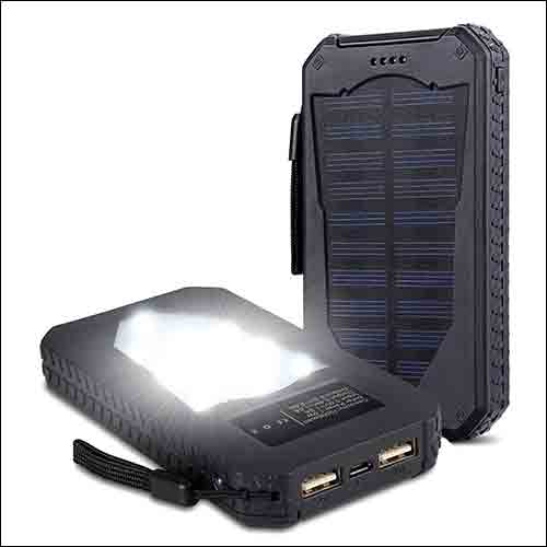 Foreverrise solar phone charger