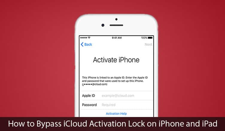 bypass activation lock on iphone xr