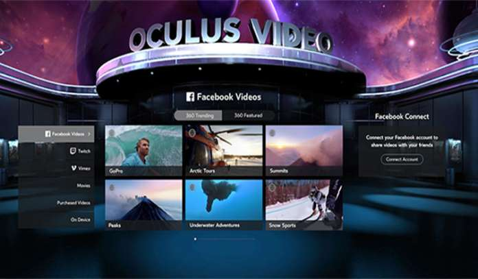 How to Connect Oculus Account with Facebook AccountHow to Connect Oculus Account with Facebook Account