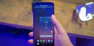 How to Enable and Use one-handed Mode on Your Galaxy S8