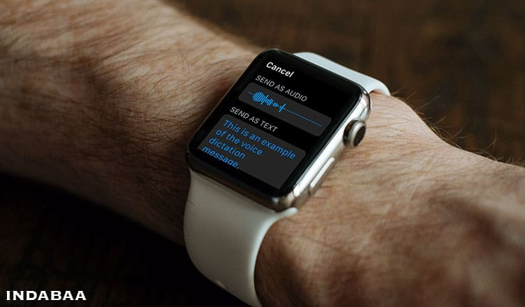 How to Send Voice Messages from Apple Watch
