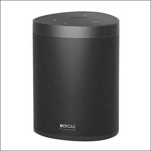 Mokcao Portable Bluetooth Speaker for iPhone