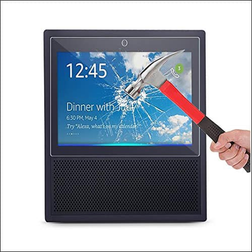 Omoton Amazon Echo Show Screen Protector