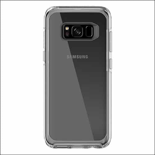 OtterBox Galaxy S8 Clear Case