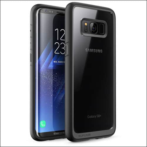 SUPCASE Best Clear Case for Galaxy S8 Plus
