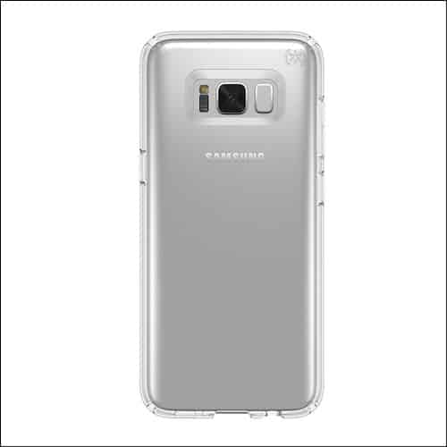 Speck Galaxy S8 Clear Case
