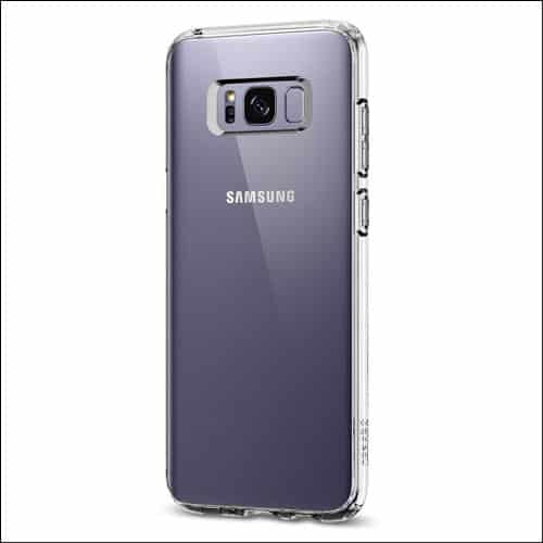 Spigen Galaxy S8 Clear Case