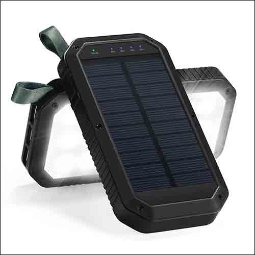 Titita solar phone charger