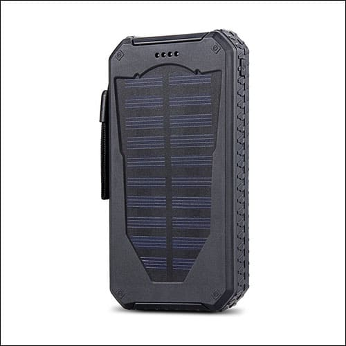 ToHLo solar phone charger