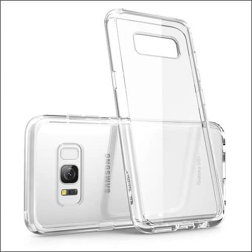 i-Blason Best Clear Case for Galaxy S8 Plus